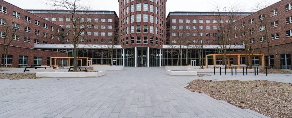 Courtyard Building Utrecht