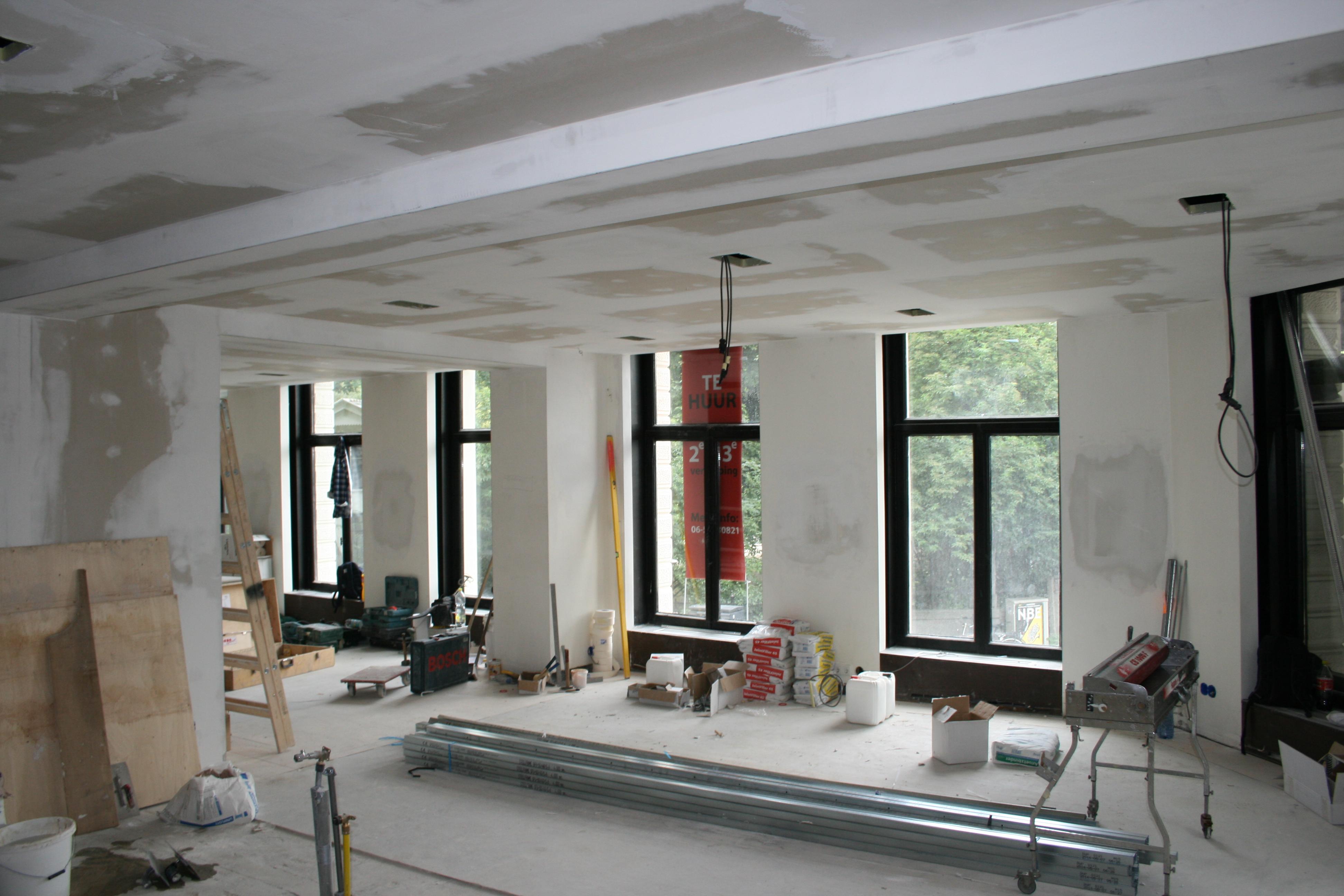 Keuken In Souterrain : Siematic brand store fotoarchief binneveld bouw & infra management
